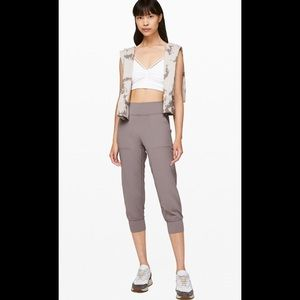 Cropped Align joggers